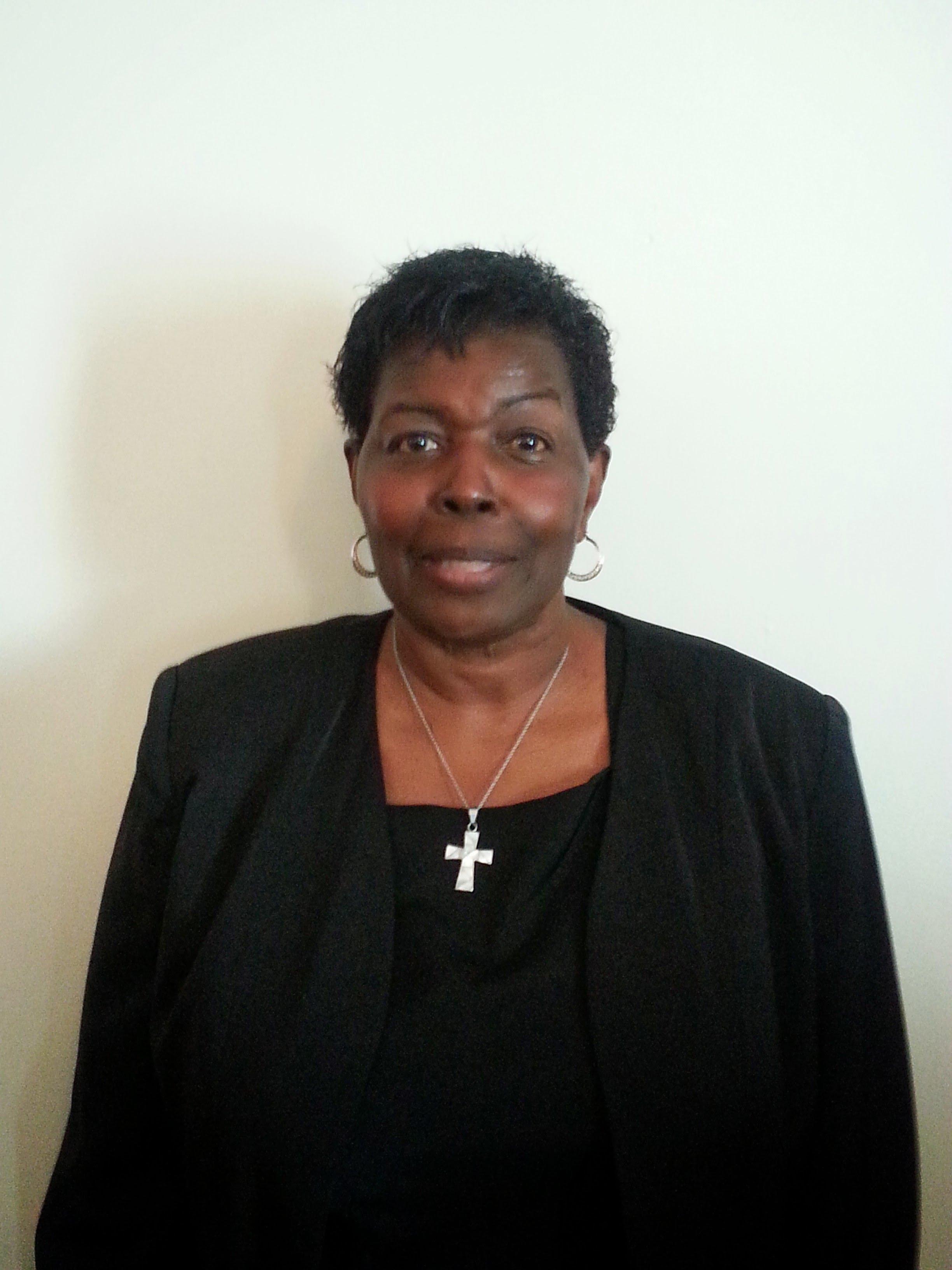 Pastor Georgia Morrow