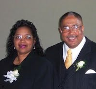Evangelist Gerald Mayhan and his wife Phyllis