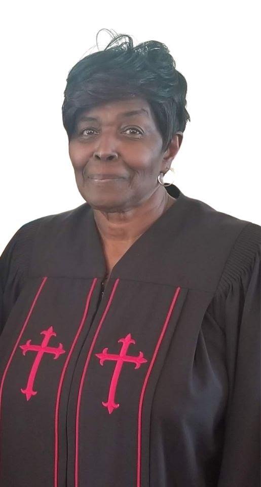 Rev. Georgia B. Morrow, Pastor
